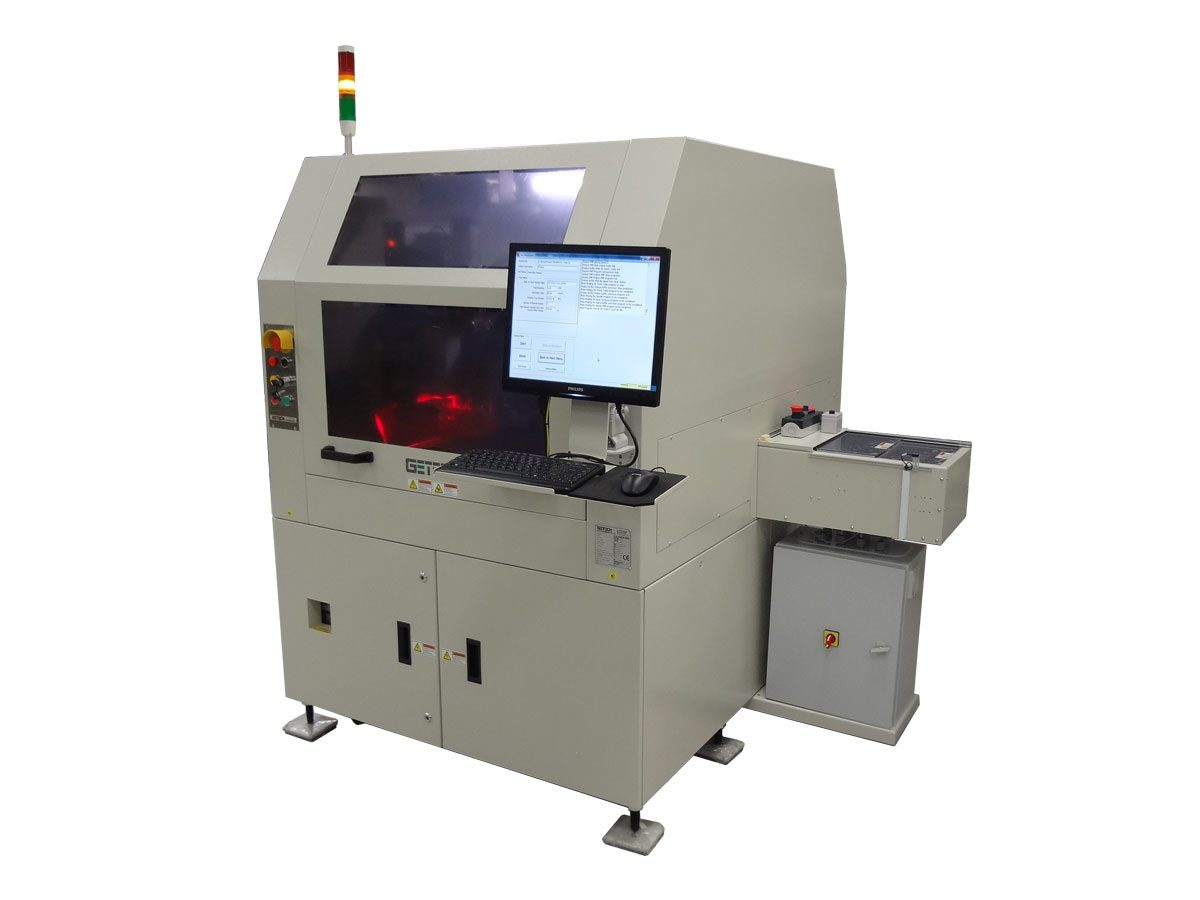 Getech IDM Inline Dicing Machine