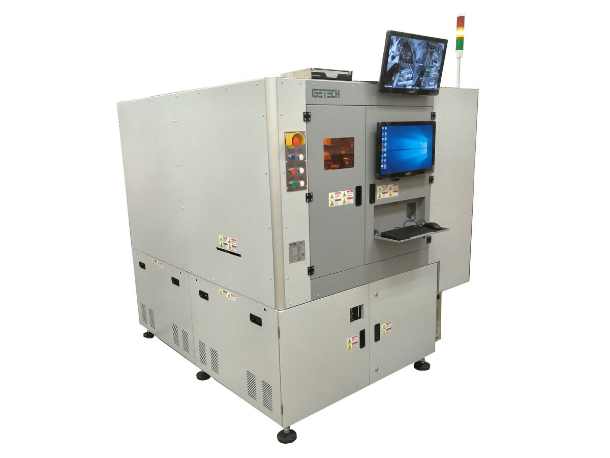 Getech LIRM Laser Inline Routing Machine